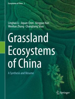 Grassland Ecosystems of China textbook