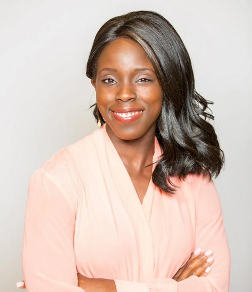 Dr. Jennifer Cobbina headshot
